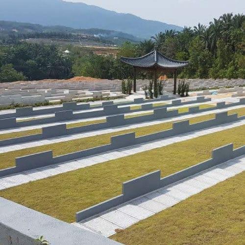 nirvana memorial park burial plot