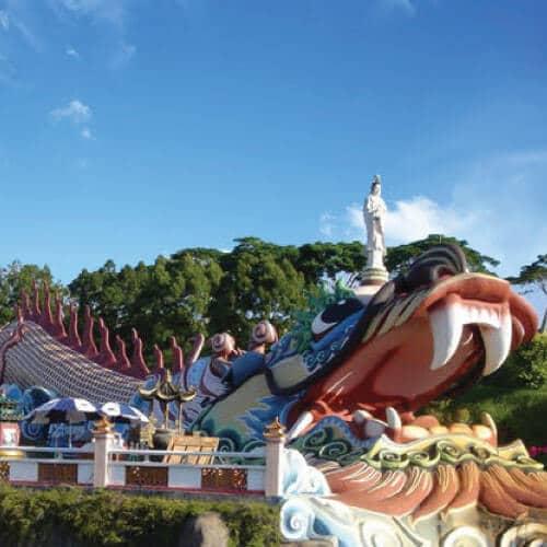 nirvana memorial park semenyih dragon urn