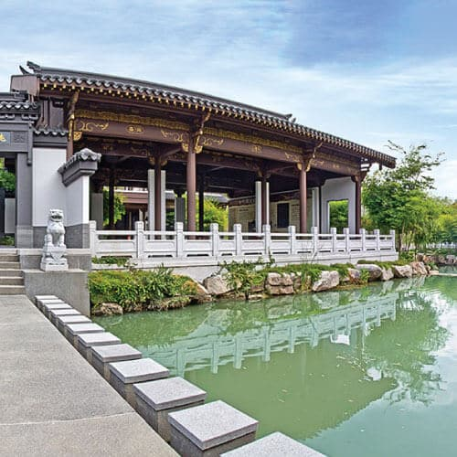 nirvana memorial garden columbarium