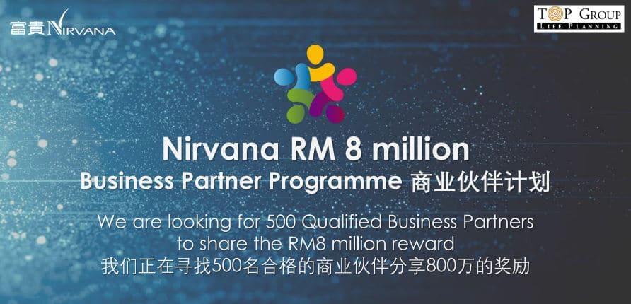 Nirvana Business Partner Program